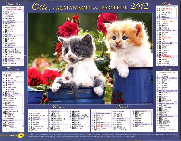 afcalendrier2012debut