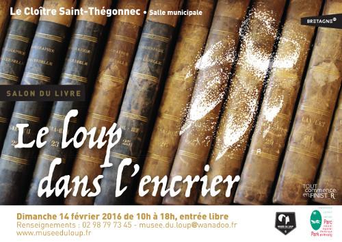 Salon du Livre 2016-Musée du Loup