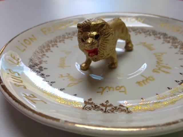 VPK lion feroce