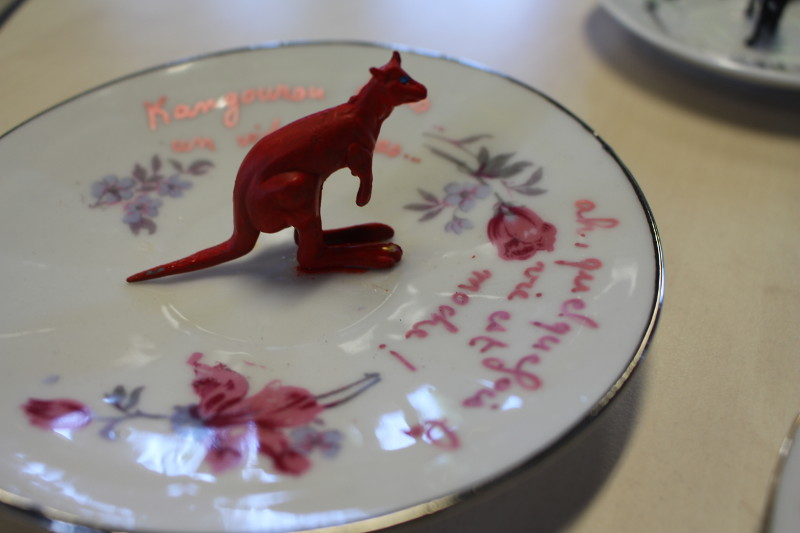 VPK kangourou sans ressort