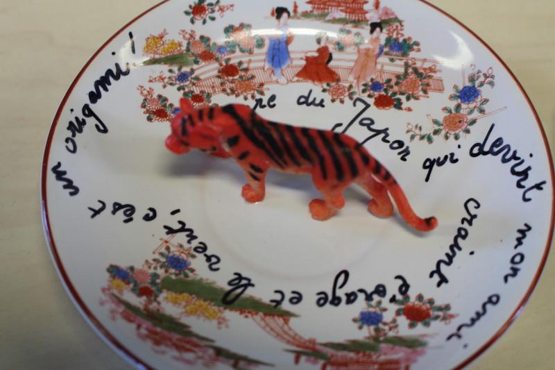 VPK tigre de papier